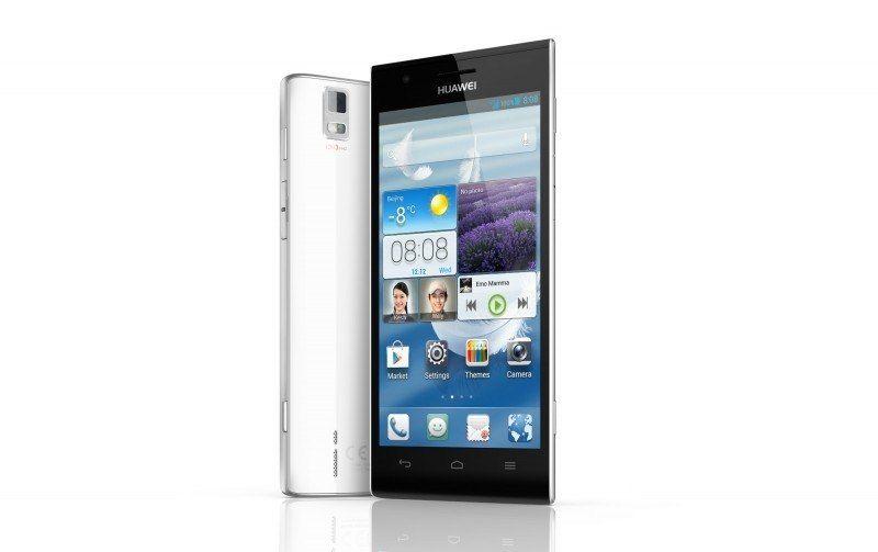 Huawei Ascend P2: un smartphone bueno, con puntos altos y bajos