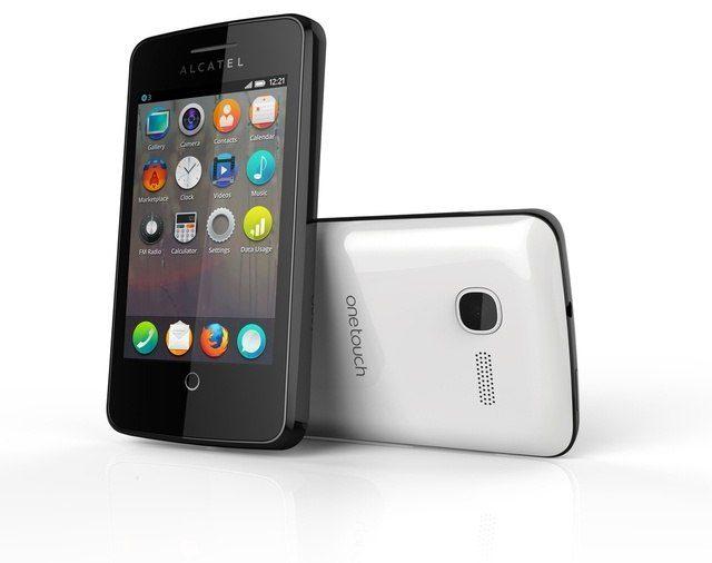 ZTE Open y Alcatel One Touch Fire son los primeros smartphones con Firefox OS