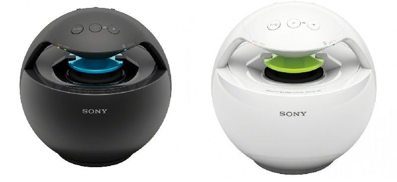 Sony Circle Sound, una caja con sonido omnidireccional