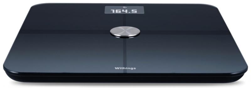 Withing Smart Body Analyzer nos pesa, mide la frecuencia cardiaca y la calidad del aire