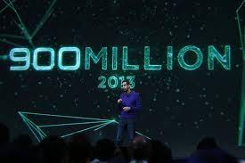 Se han activado 900 millones de dispositivos Android en el mundo