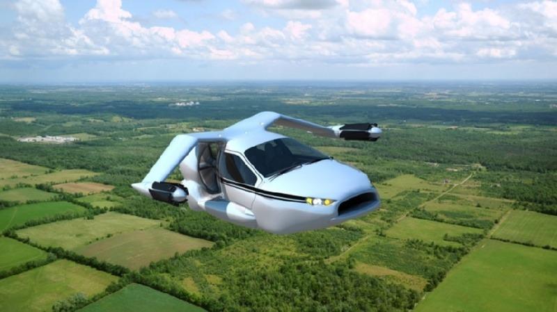 Empresa se compromete a vender coches voladores para el 2020