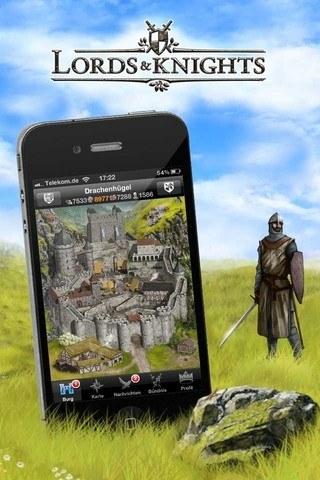 Lords & Knights juego de la semana