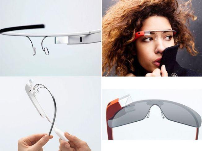 Por dentro de las aplicaciones de Google Glass
