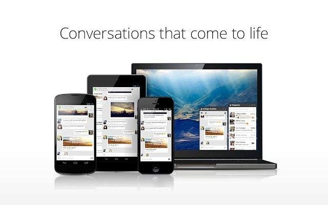 Adiós Google Babel, Hola Google Hangouts