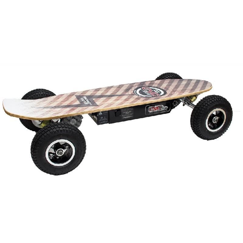 Skate el�ctrico, la revoluci�n en los medios de transporte
