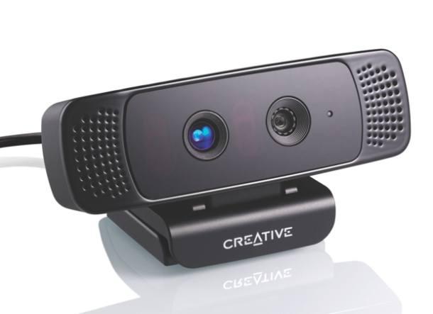 Creative anuncia cámara con sensor capaz de interpretar los gestos