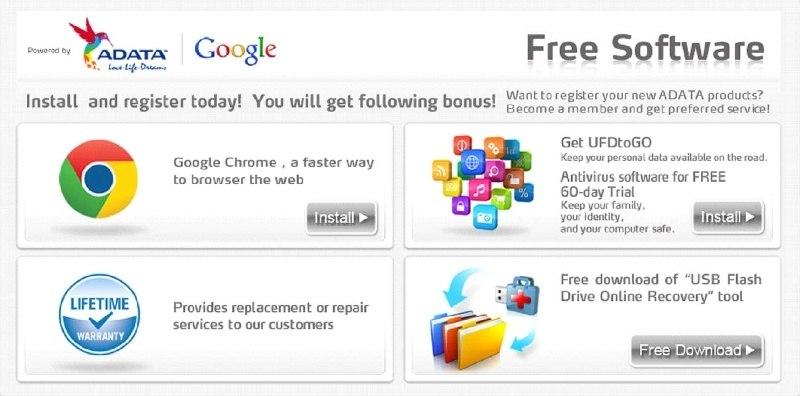 Google elige a ADATA como Socio de Almacenamiento Preferido