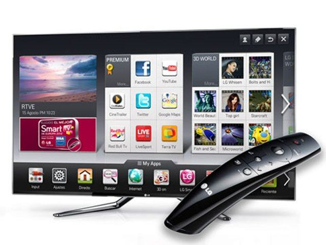 Qu� tecnolog�as se utilizan para grabar contenido en televisores inteligentes
