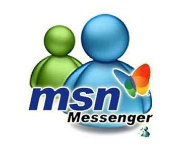 El adi�s a un amigo, Microsoft Windows Messenger