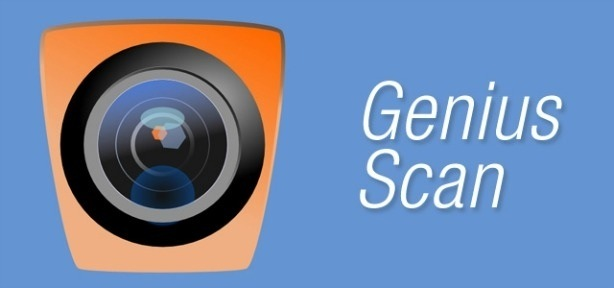 Genius Scan para iOS, convierte tu smartphone en un esc�ner