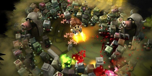 Minigore 2: Zombies para iOS, muertos vivientes para tu dispositivo