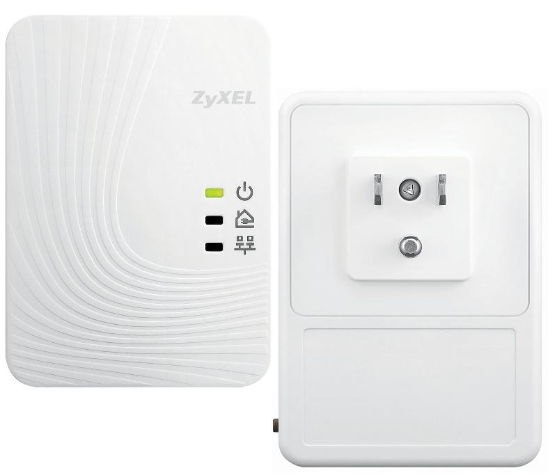ZyXEL entrega 600 Mbps de velocidad con el Adaptador Powerline Ethernet de bajo consumo el�ctrico