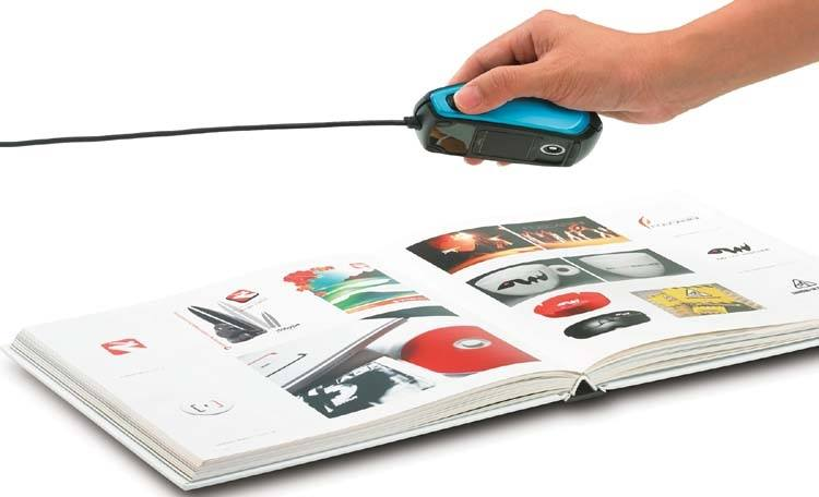 Genius presenta el novedoso mouse con c�mara HD incorporada