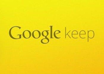 Google Keep llega al navegador Crhome