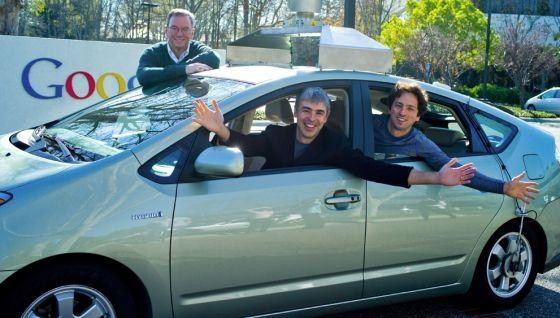 Google prev� lanzar el coche sin conductor dentro de los pr�ximos 5 a�os