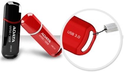 ADATA presenta perlado disco Flash USB 3.0 de valor