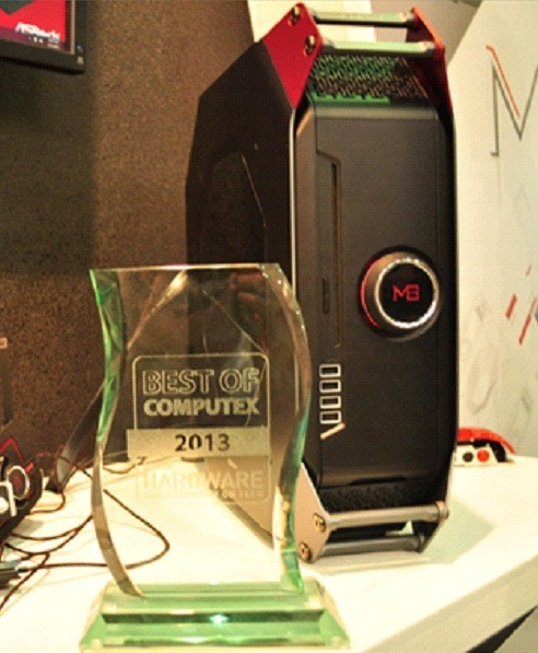 ASRock contin�a batiendo r�cords y ganando premios