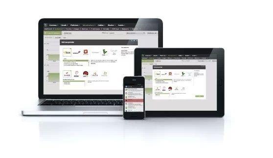 La nueva solucion online de Cloud Management ECmanaged se lanza oficialmente