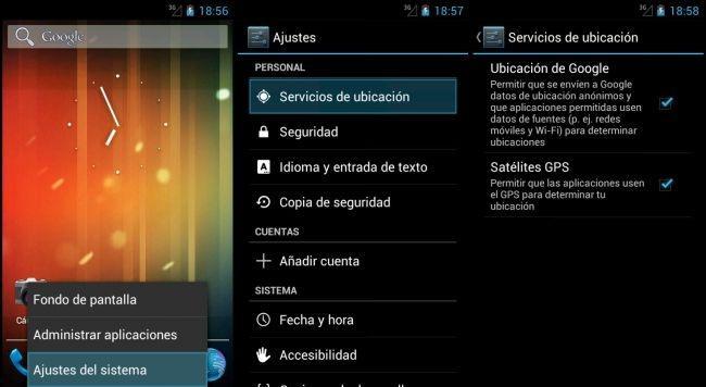 Cómo usar GPS en Android sin Internet