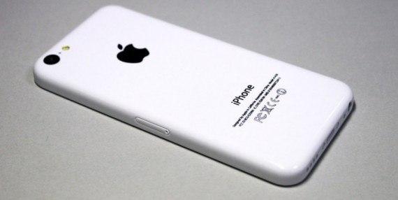 El iPhone 5C saldrá a la venta por 349€ la versión de 16GB