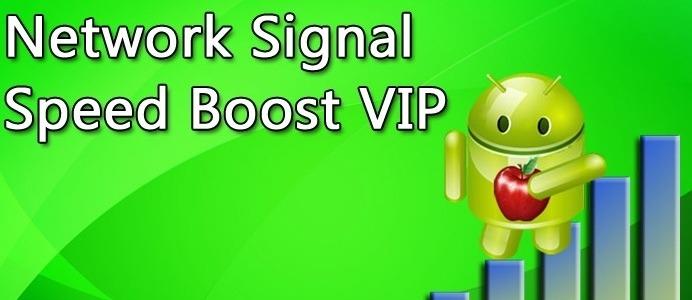 Signal Network Speed Booster, aumenta la se�al de wifi y 3g de tu tel�fono m�vil