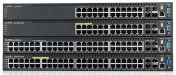 ZyXEL debuta los Swithes 10G y Gigabit Ethernet administrables