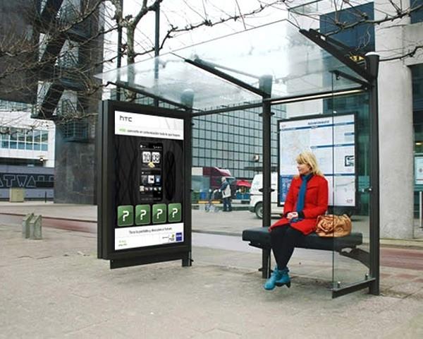 Los carteles de publicidad interactiva