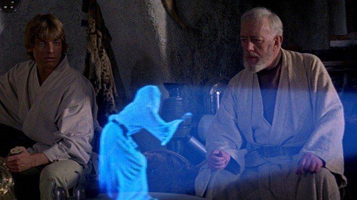 Los hologramas pronto ser�n una realidad