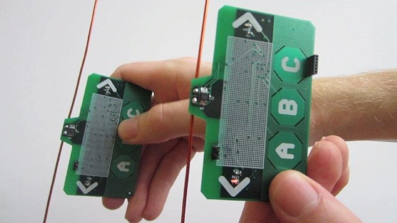 Dispositivos comunicándose entre sí, sin batería..!