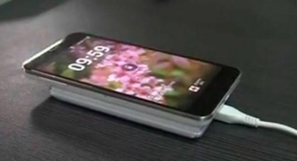 JiaYu S1, un teléfono con carga inalámbrica