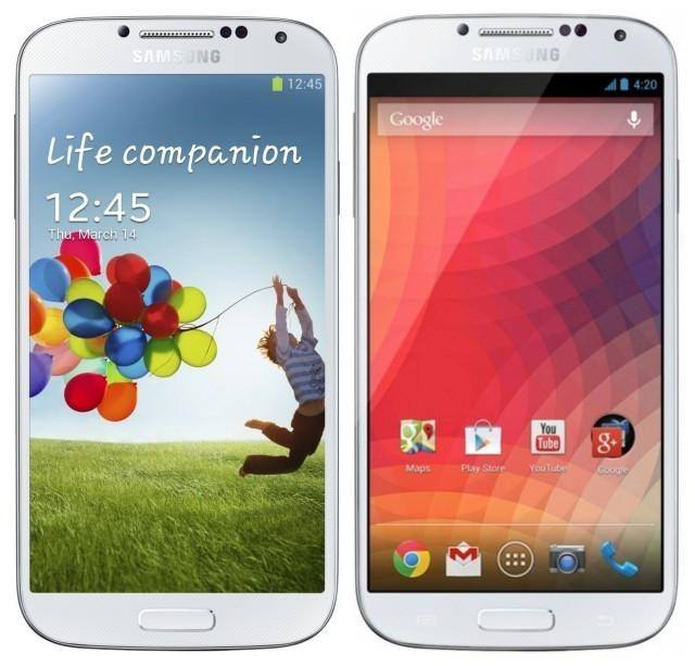 MoDaCo Switch ROM disponible para Galaxy S4 Google Edition