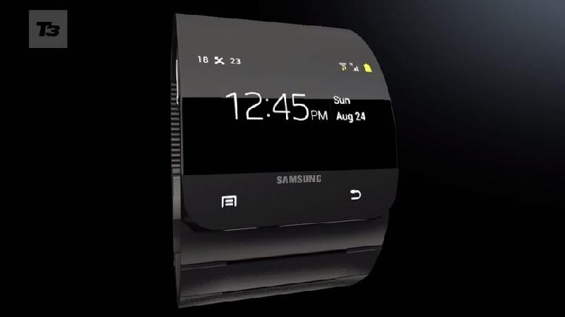 Confirmado: El Galaxy Gear, reloj inteligente de Samsung, ser� presentado el 4 de Septiembre