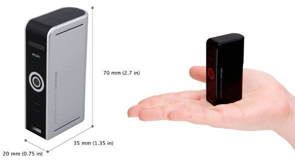Celluon magic cube