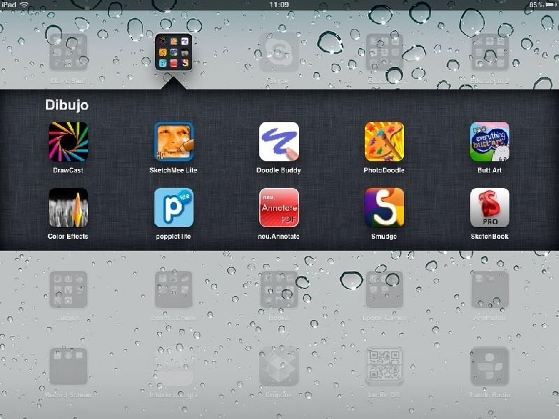 C�mo crear carpetas en el iPhone o el iPad