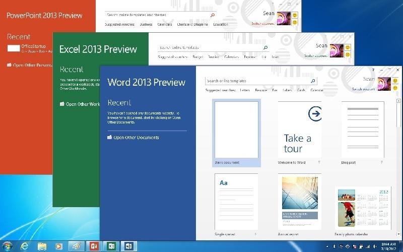 Las mejoras que trae Office 2013