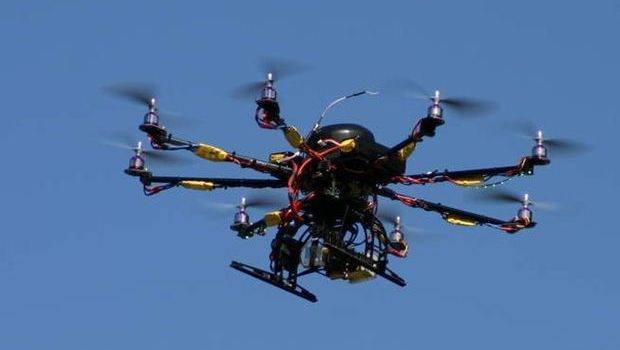 Los drones son probados por una empresa China para entrega  'express'