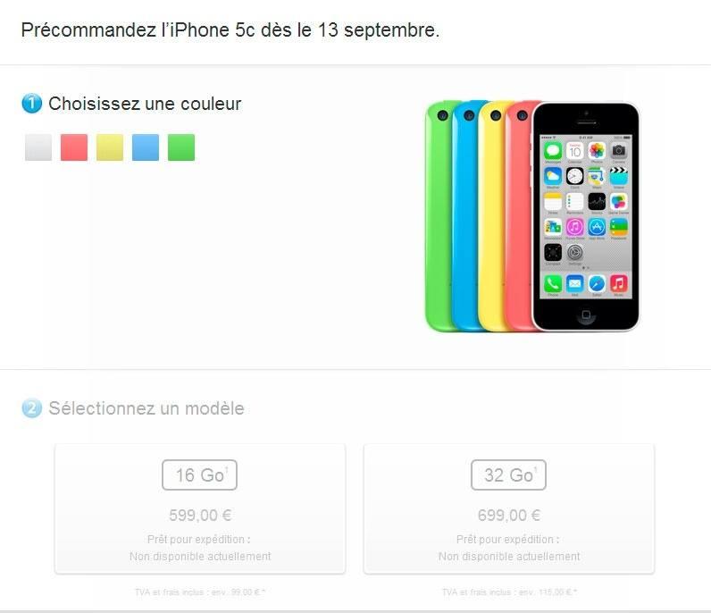 Se confirma el iPhone 5C en la Keynote de Apple
