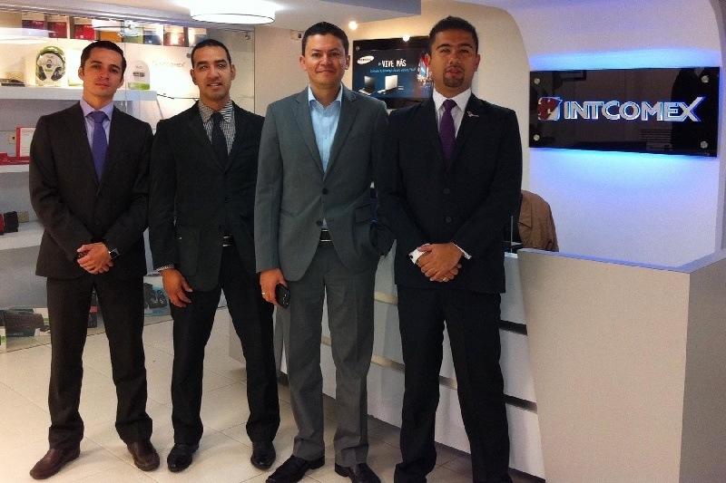 ADATA establece alianza de distribuci�n con Intcomex Colombia