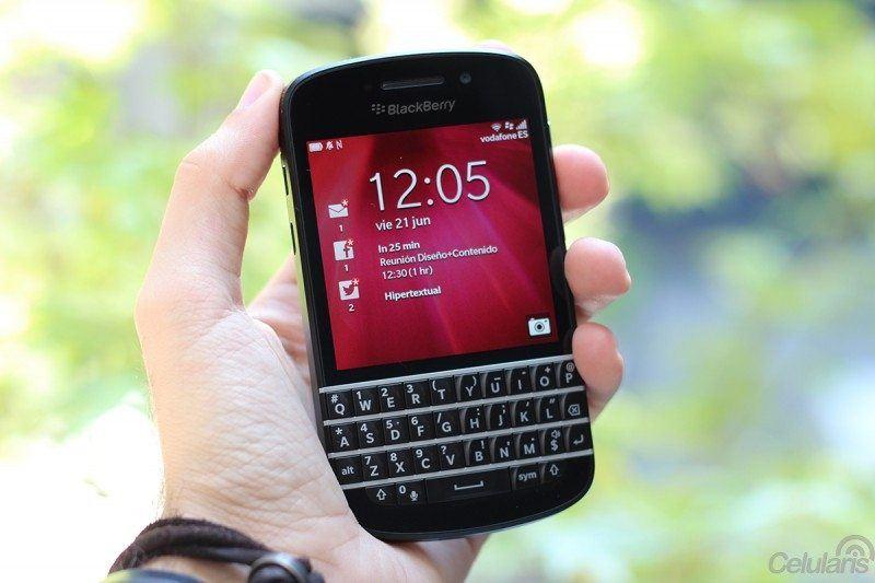 La venta de BlackBerry podría hacerse realidad en noviembre
