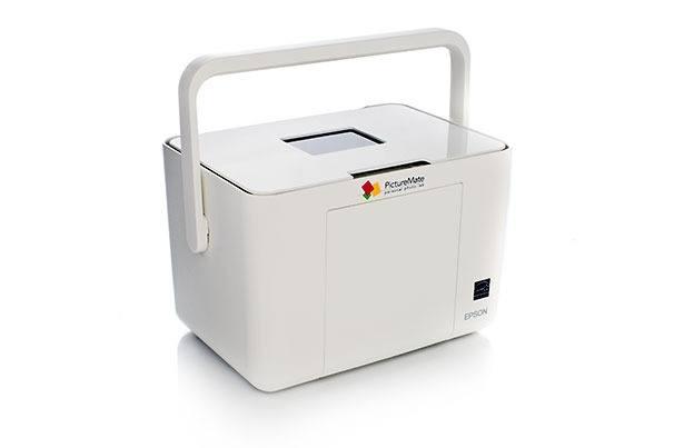 Epson PictureMate: impresora fotogr�fica con 'skins'