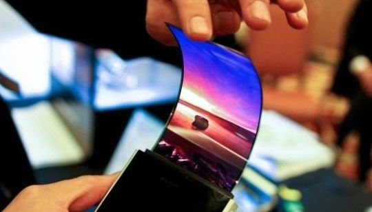 Los m�viles flexibles de Samsung tendr�n ajustes similares que el Galaxy S3