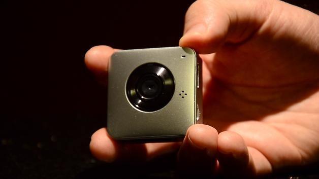 Minicamara ParaShoot puede ser controlada por smartphones y grabar en alta definici�n