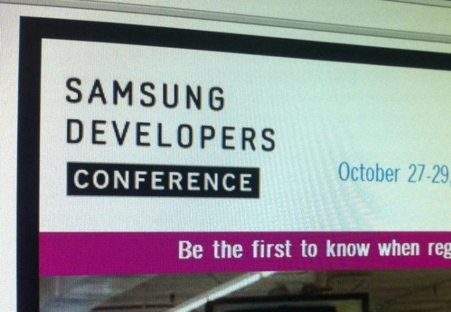 Samsung hace foco en los desarrolladores con su