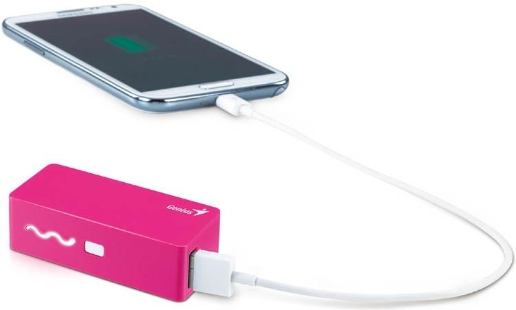 Smartphones siempre cargado con las atractivas bater�as de Genius