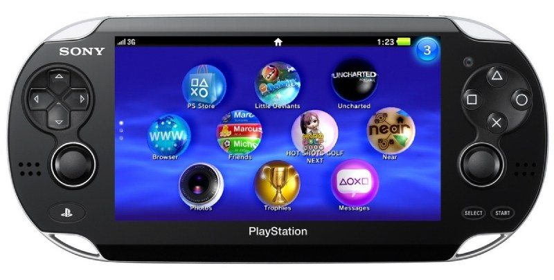 Sony lanza consola PS Vita Lite, m�s delgada, m�s liviano y con mejor bater�a