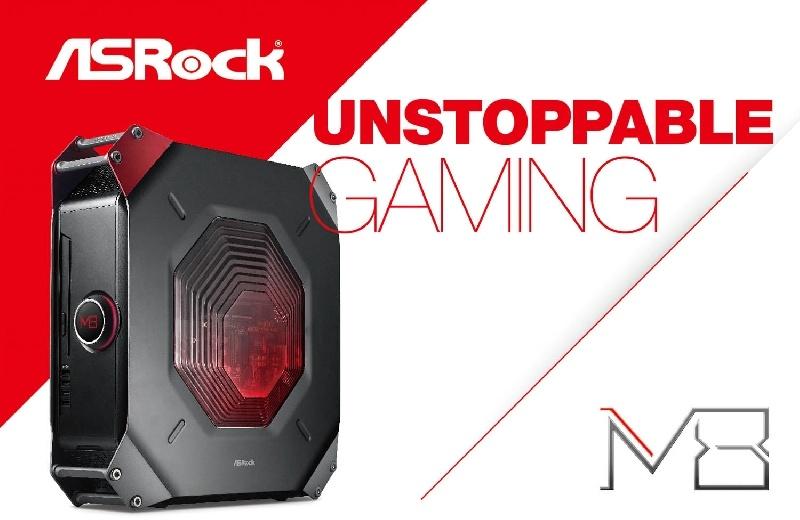 ASRock lanza la esperada MiniPC M8