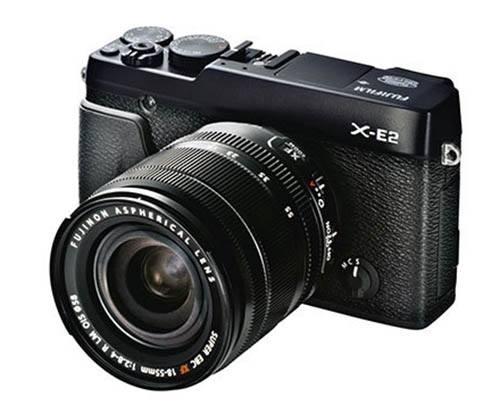 Fujifilm lanza X-E2 y XQ1, c�maras retros con lentes intercambiables