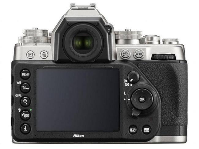 Nikon lanza DF, c�mara r�flex digital de fotograma completo con dise�o cl�sico