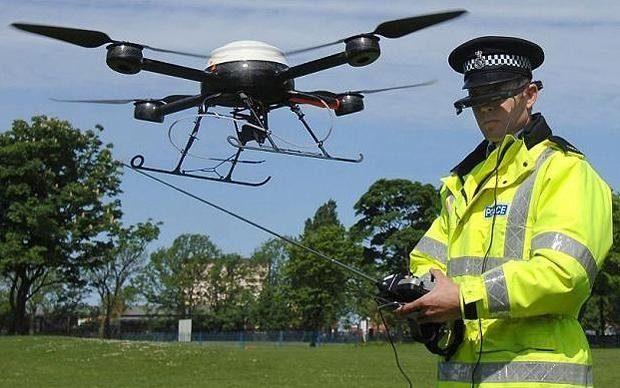 �Qu� son y para qu� sirven los drones? La tecnolog�a invade el espacio a�reo